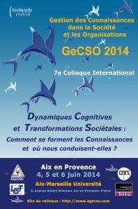 GeCSO 2014