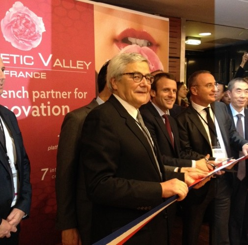 INAUGURATION SALON COSMETIC VALLEYCONSEIL_CIR_CII_SUBVENTIONS_EUROPE_FINANCEMENT_RECHERCHE