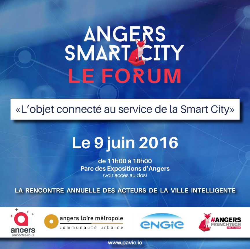 PAVIC ANGERS SMART CITY