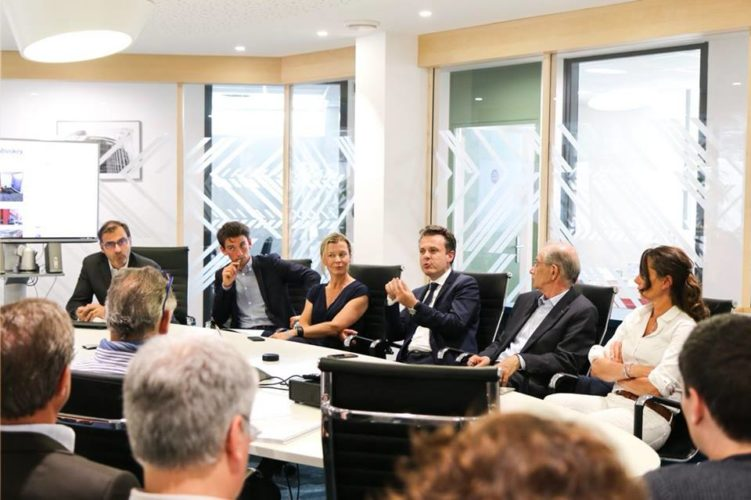 VISITE ABSISKEY MAIRE ANGERS CHRISTOPHE BECHU